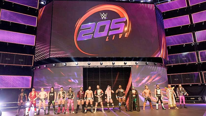 Why Is There A Need For Wwe 205 Live