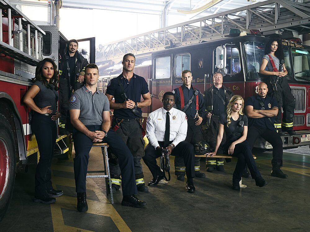 Chicago Fire Cast Season 5