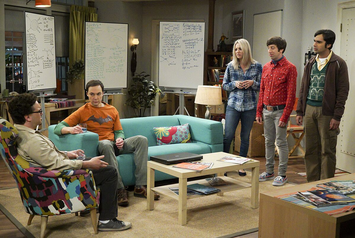 The Big Bang Theory Season 11, Episode 2: Physics is dead, or is it?