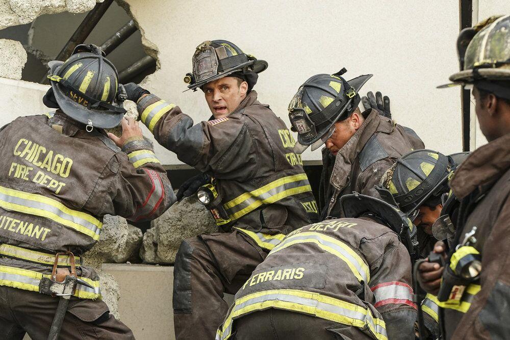 Resultado de imagem para Chicago Fire