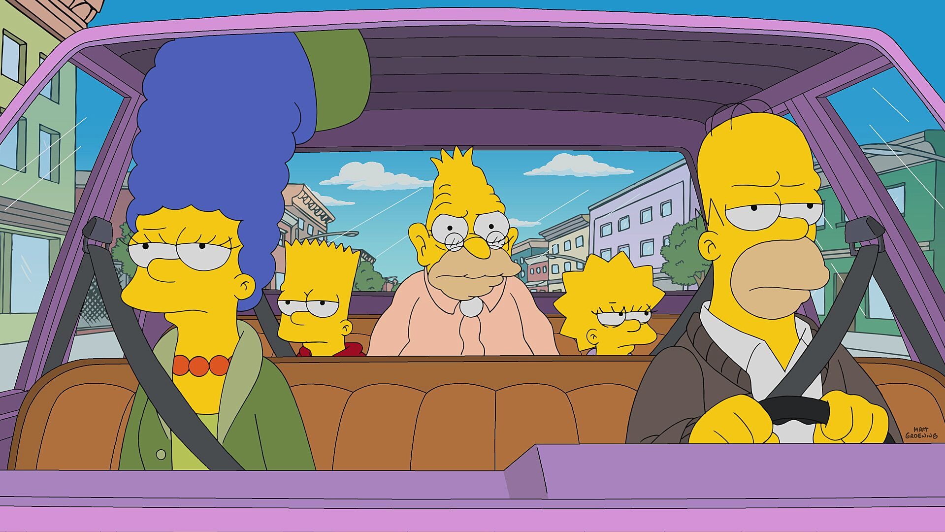 are the simpsons, family guy and bob's burgers new tonight, october