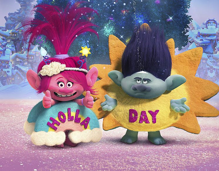 DreamWorks Trolls toys make for the perfect last-minute gift