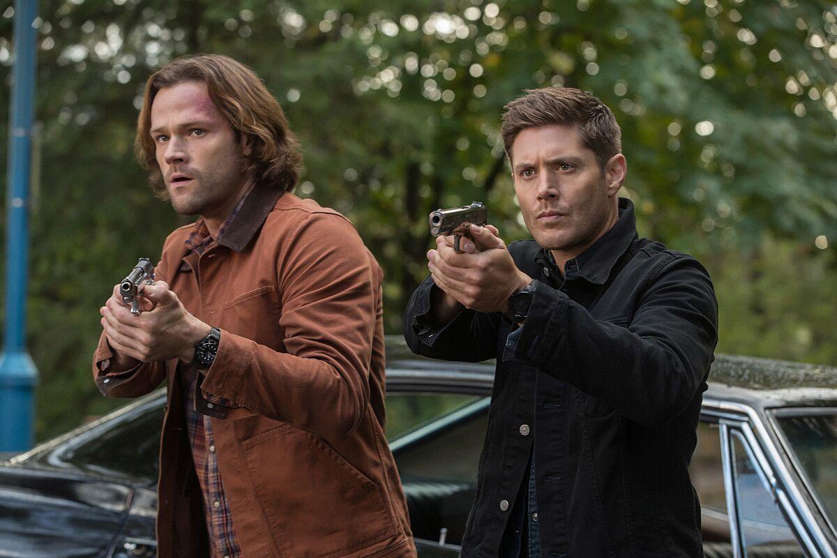 supernatural season 13 stream
