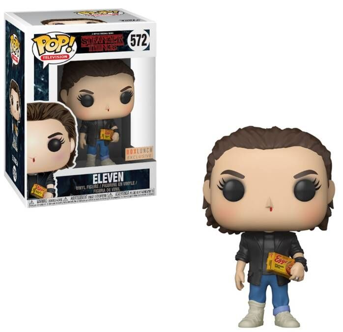Stranger Things Punk Eleven Funko Pop Coming To Boxlunch