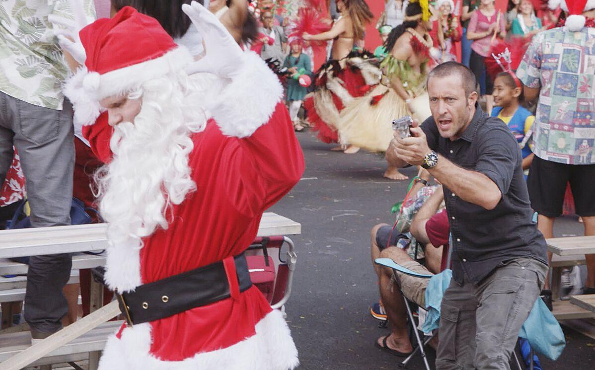 A Veterans Christmas Cast.Hawaii Five 0 Preview Real Life Vets Help Mcgarrett Catch A