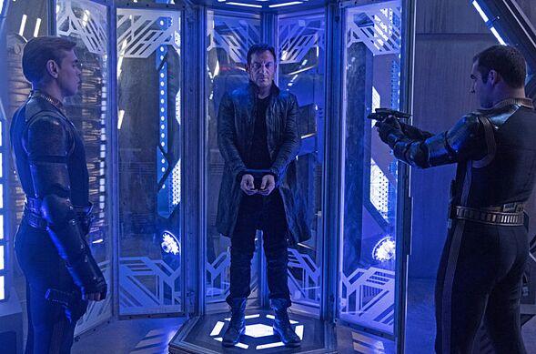 CBS Star Trek Discovery: Captain Lorca spoiler reveal