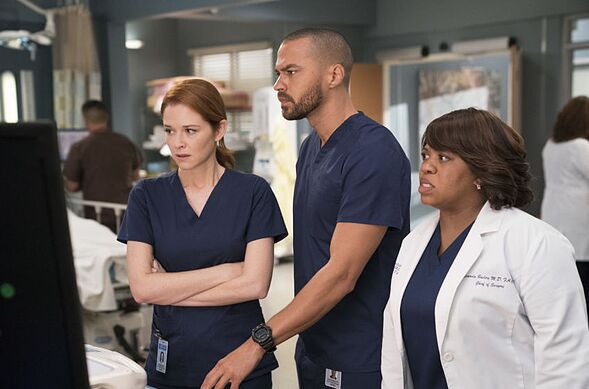 Is Abcs Tgit Greys Anatomy New This Week February 1 2018