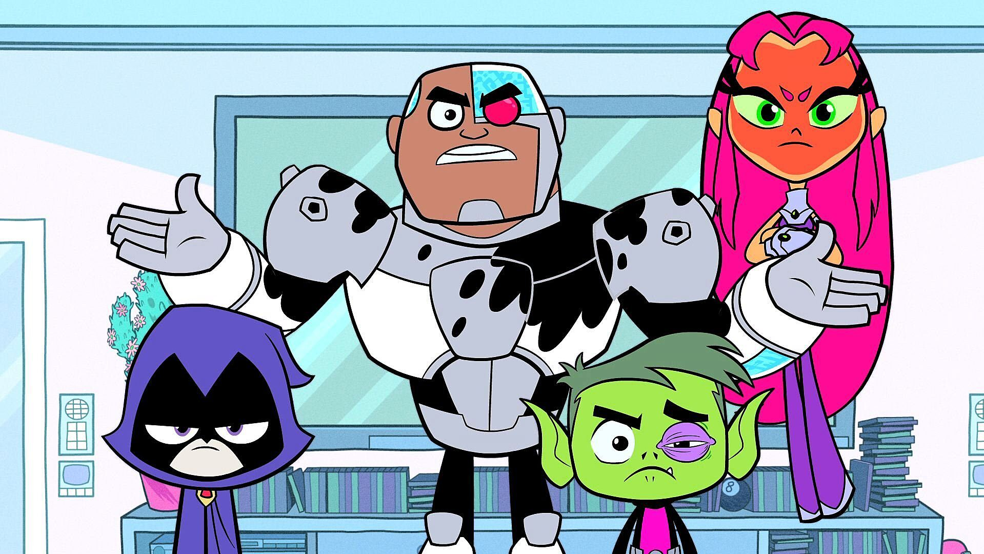 Teen Titans GO To the movies Trailer and release date