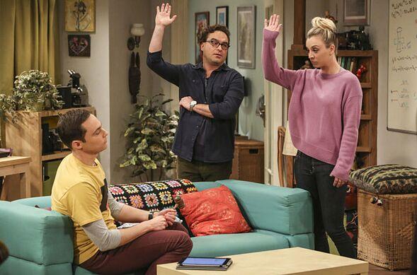 Big Bang Theory Season 11 Stream