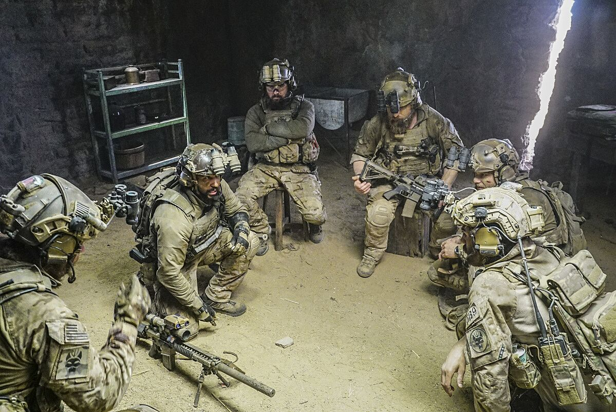 Watch SEAL Team Season 1, Episode 21 online: The Graveyard of Empires
