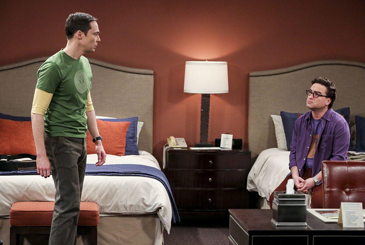 The Big Bang Theory Season 11 Episode 23