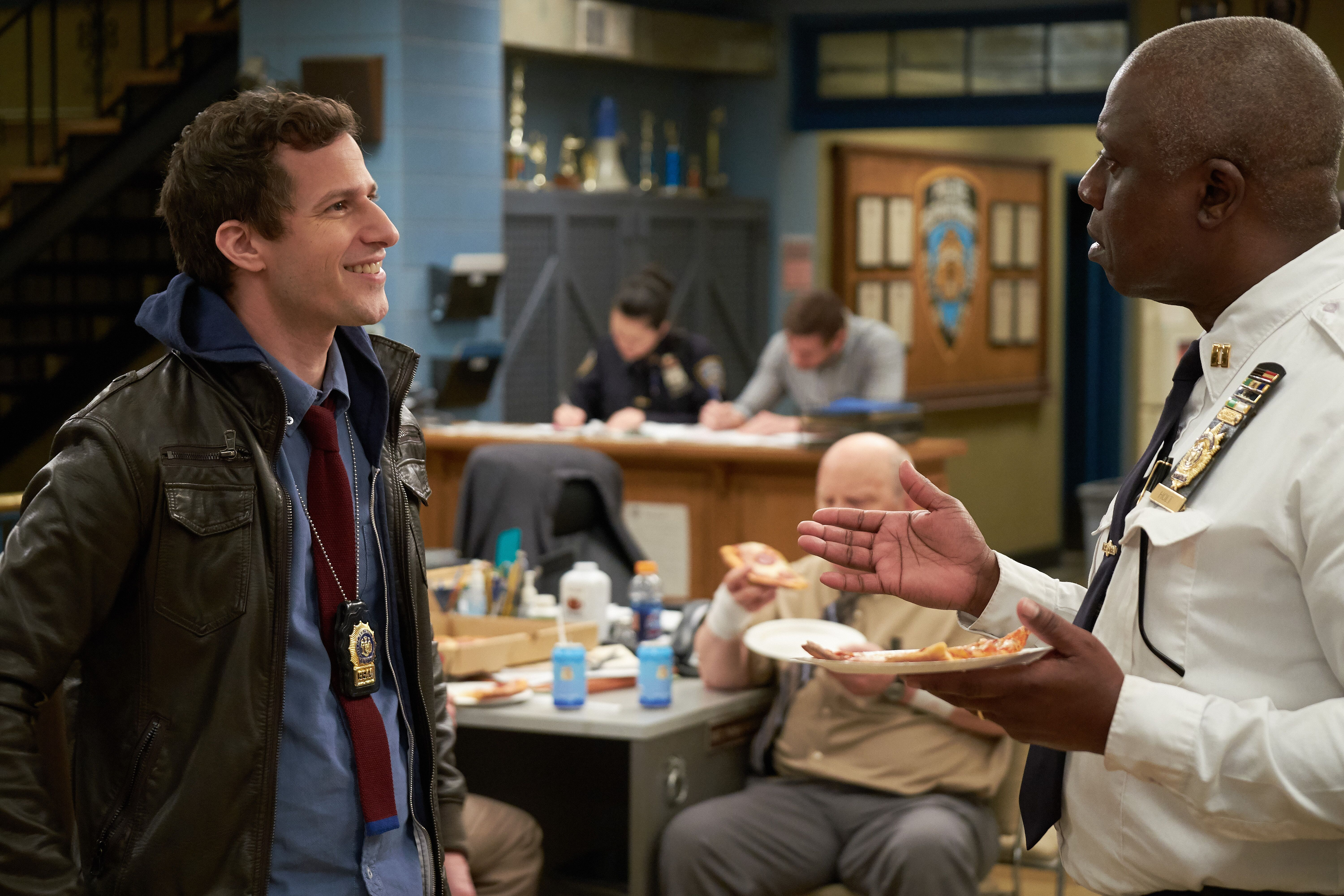 04191c8fe Brooklyn Nine-Nine season 5, episode 20 recap: An active shooter is loose!