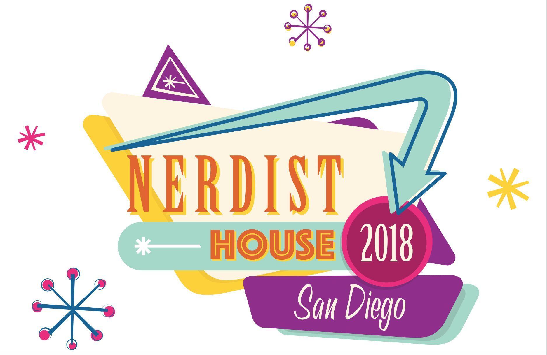 Nerdist House SDCC