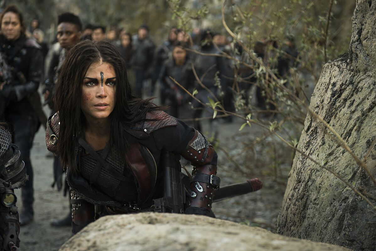 The 100 Season 5 finale preview and live stream details