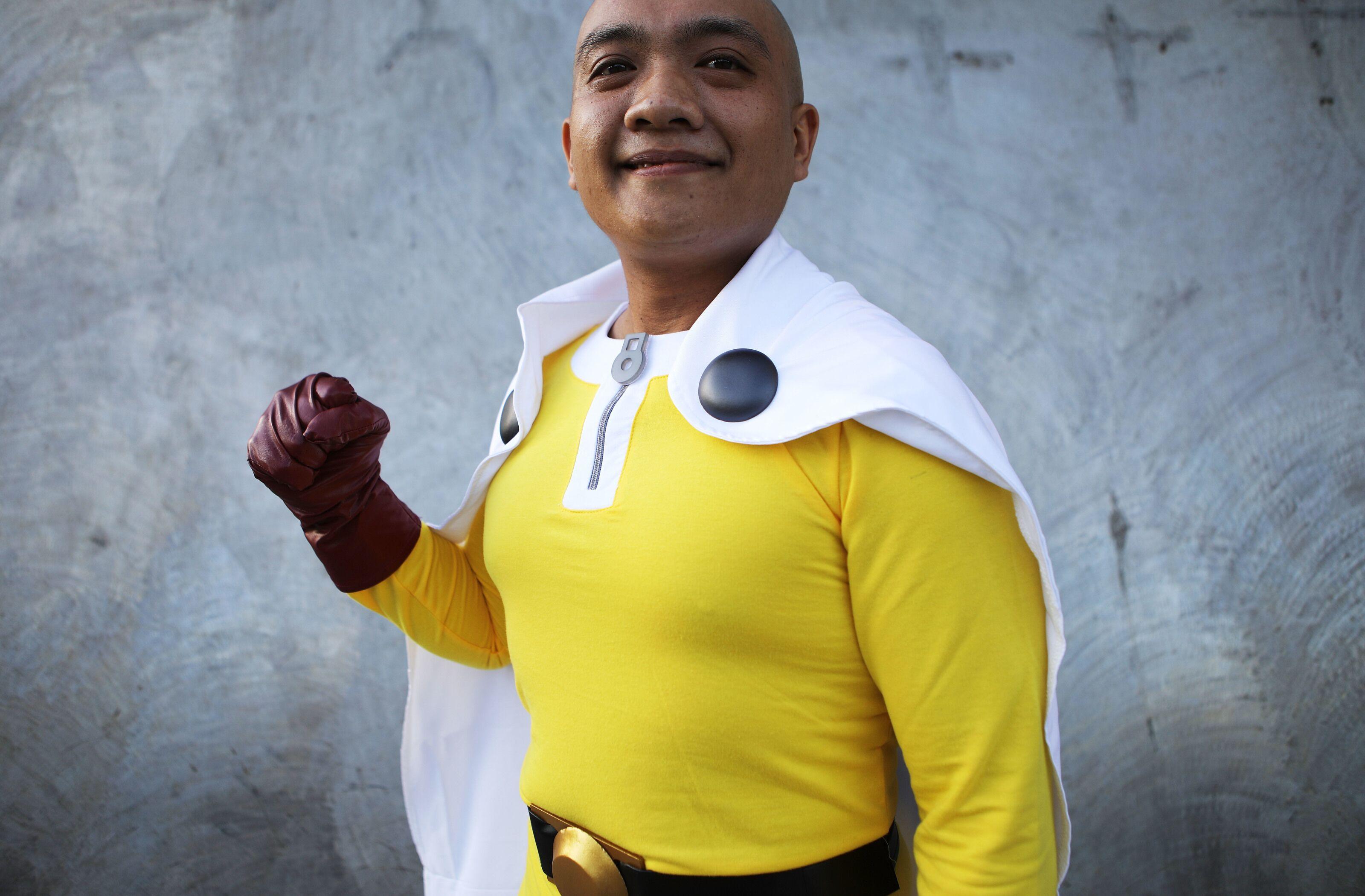 One Punch Man Season 2 announcement and villain reveal