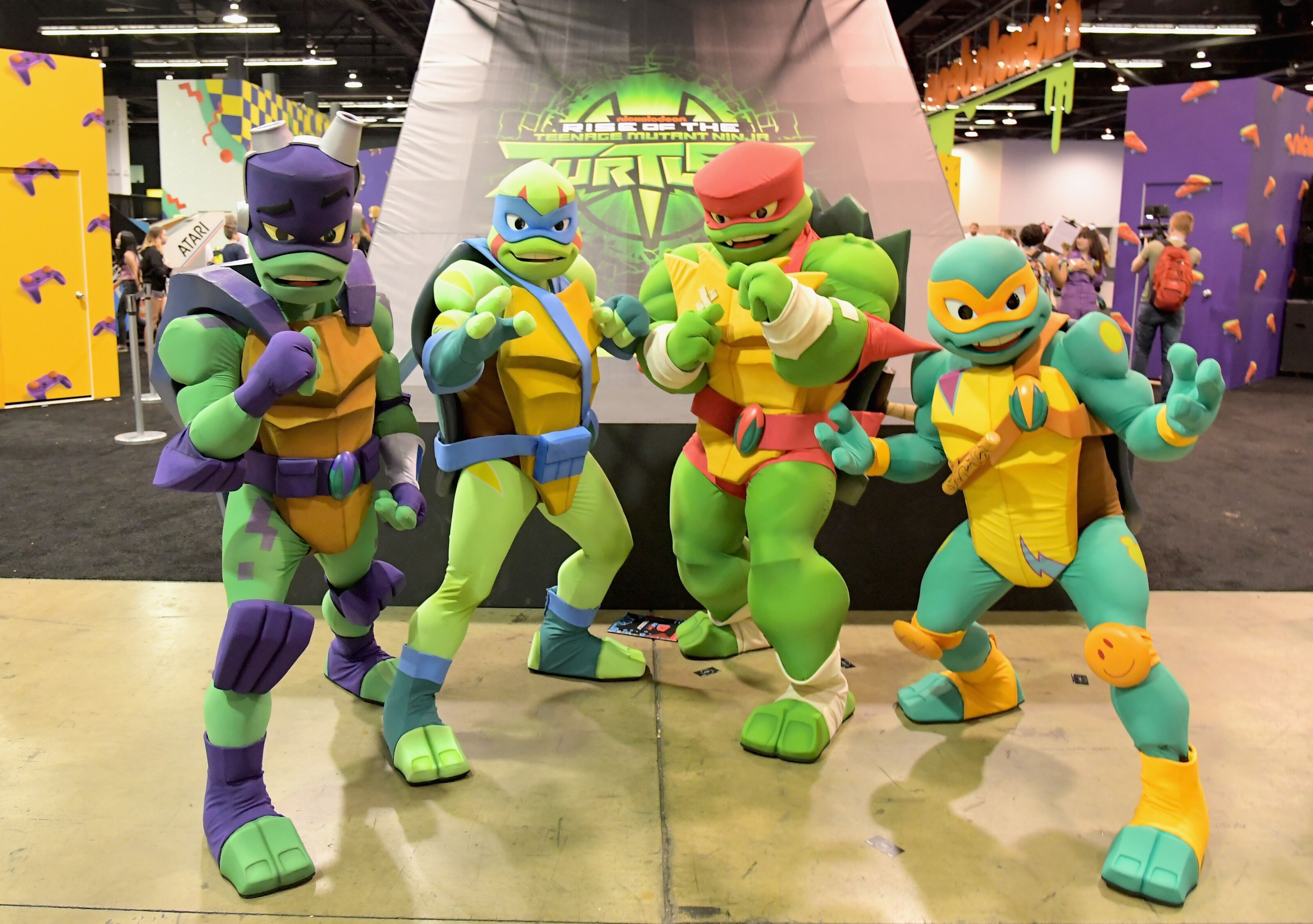 Rise Of The Teenage Mutant Ninja Turtles Is Blasphemy