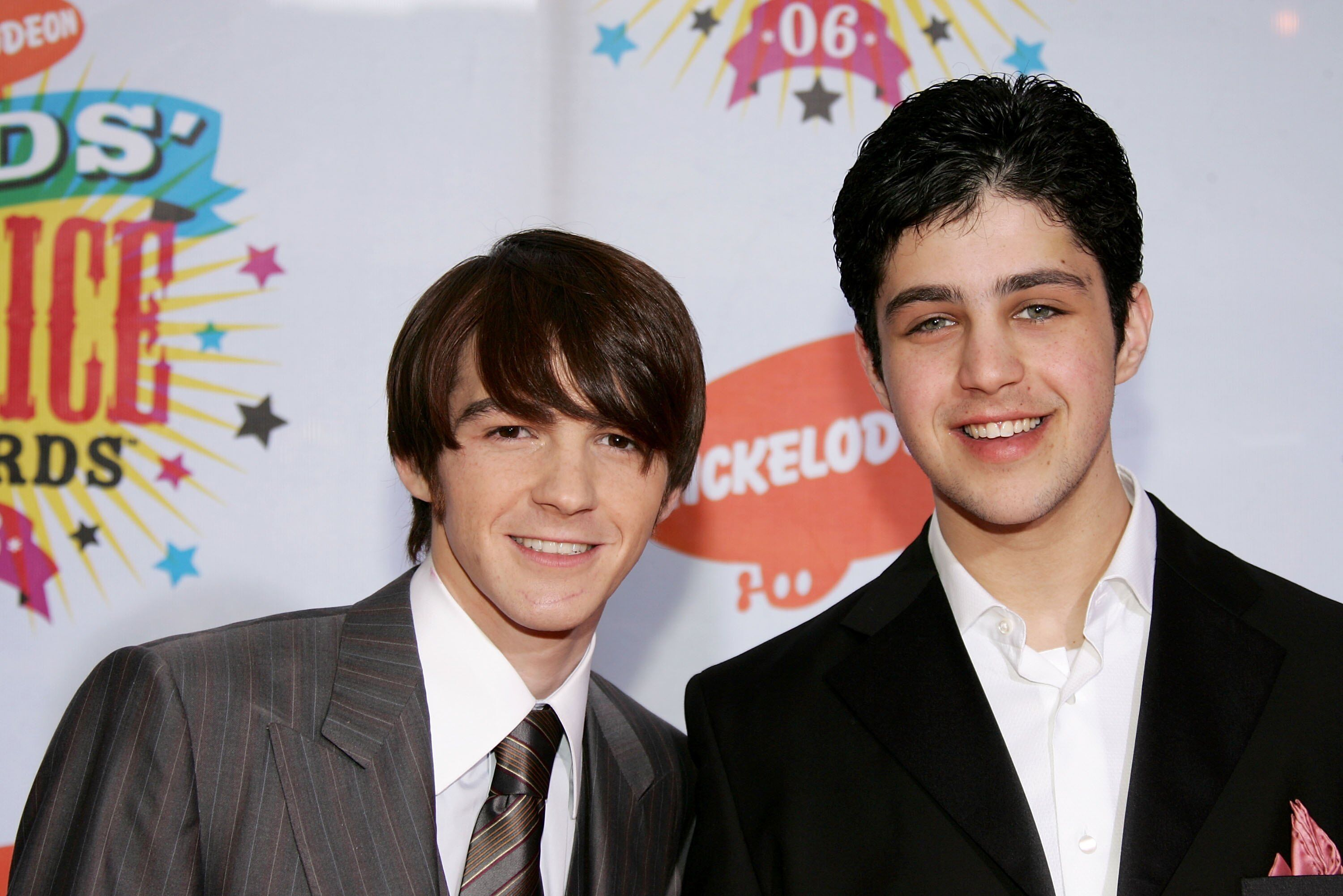 Drake Bell and Josh Peck are reuniting in a new show