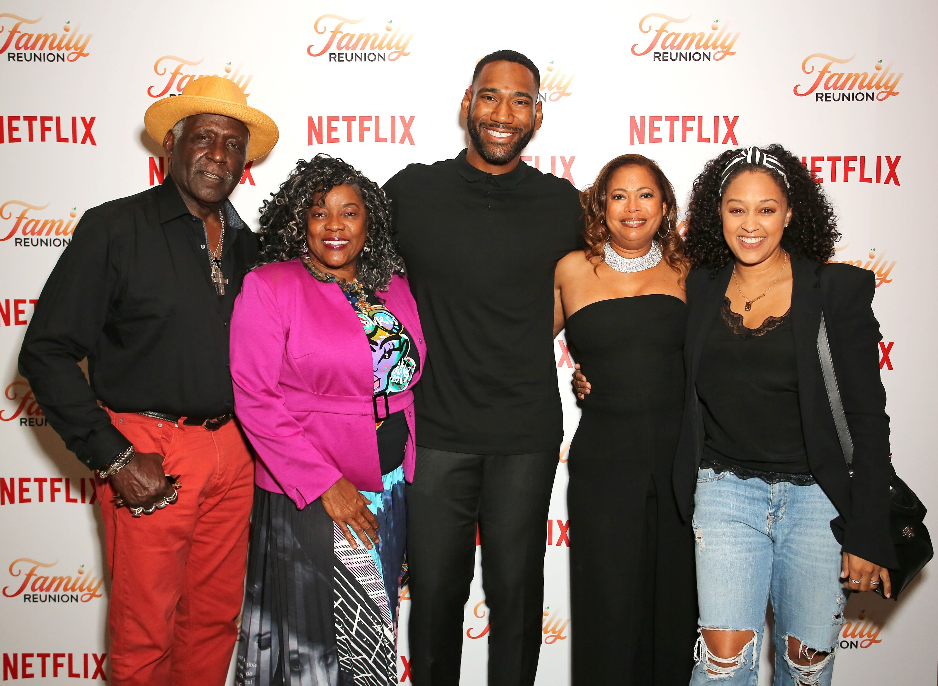 4 questions for Family Reunion Season 2