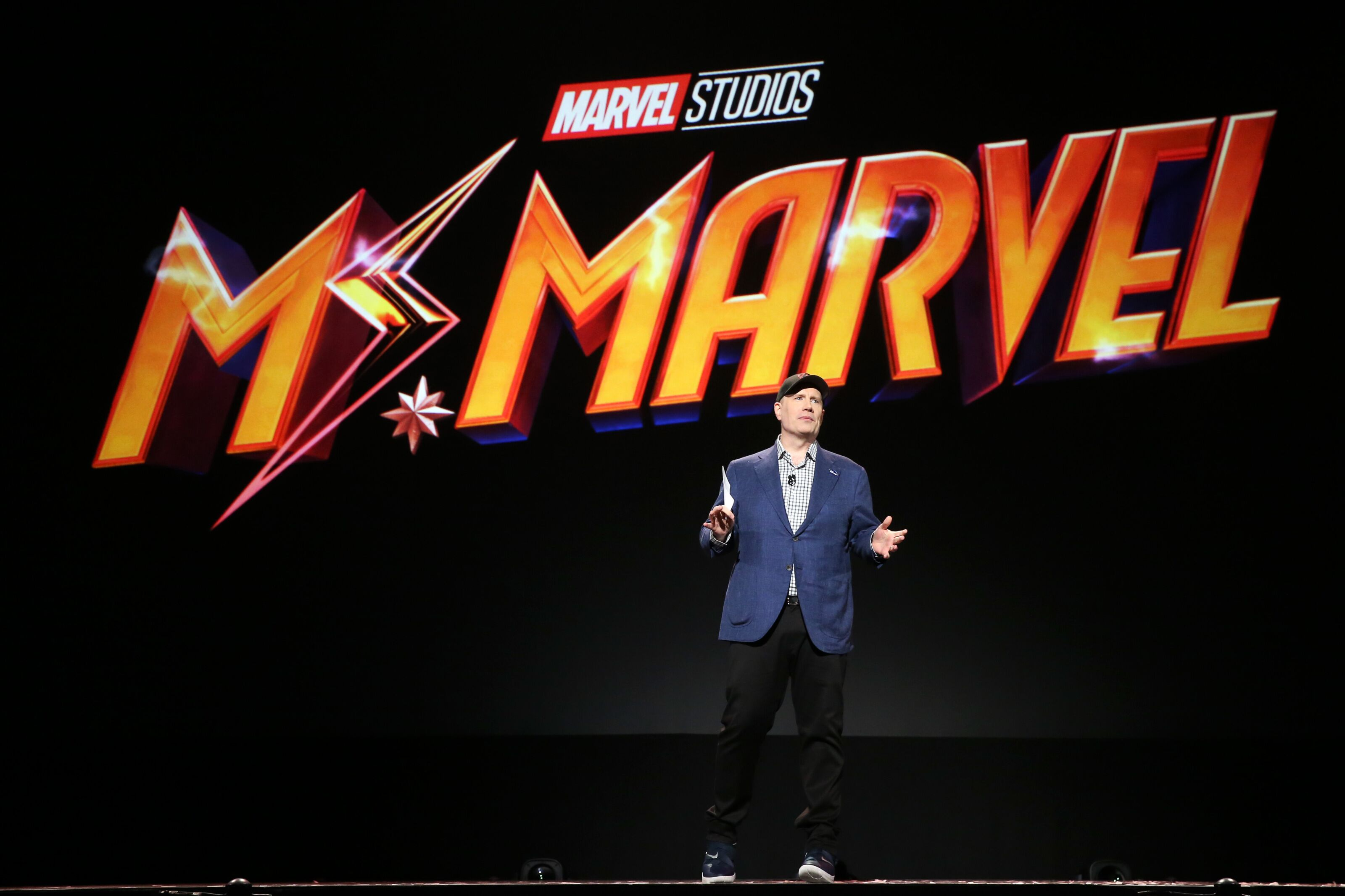 7 Marvel Superhero shows that are coming to Disney+ announced at D23