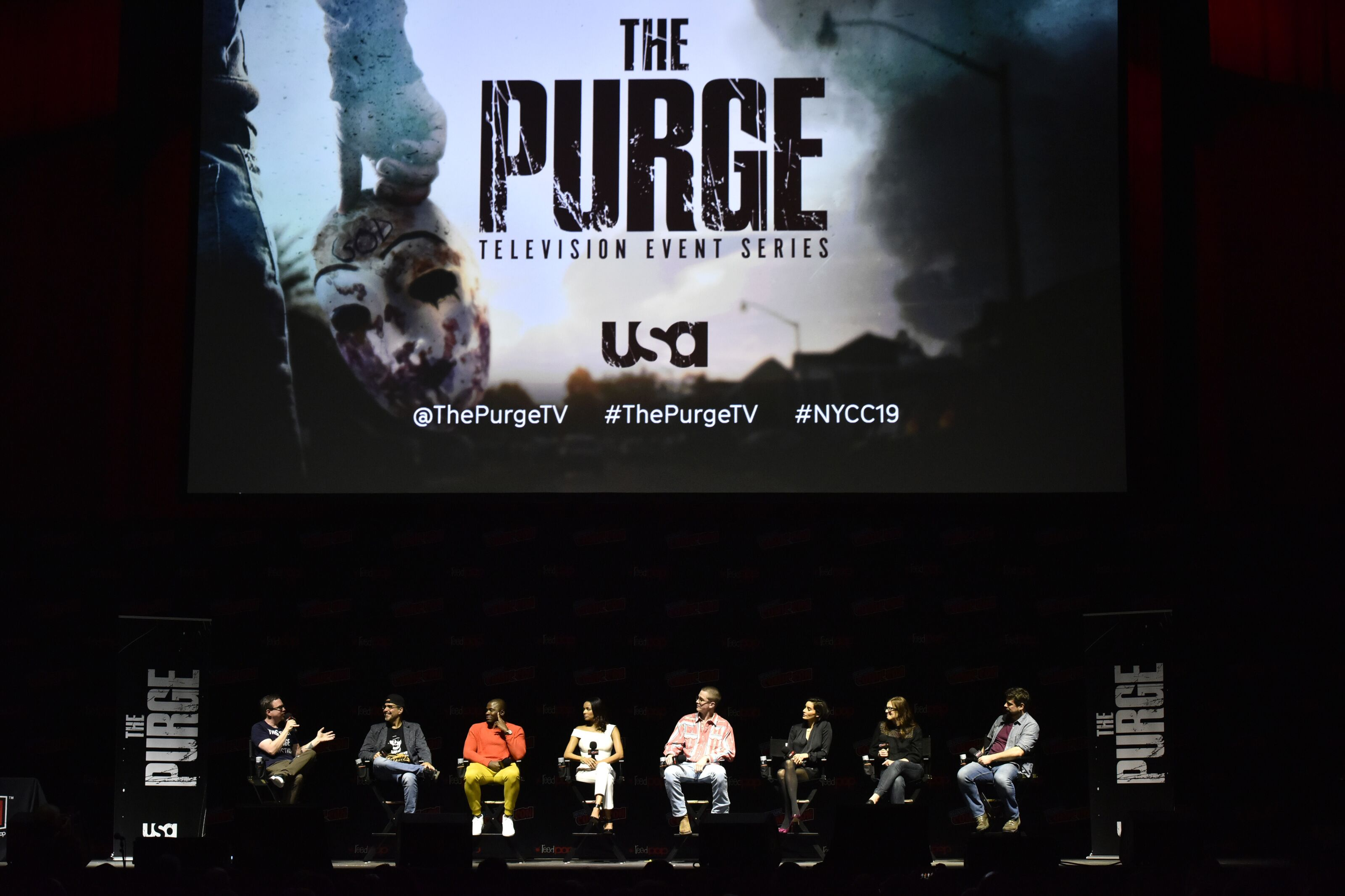 Watch The Purge Season 2, Episode 2 Everything Is Fine