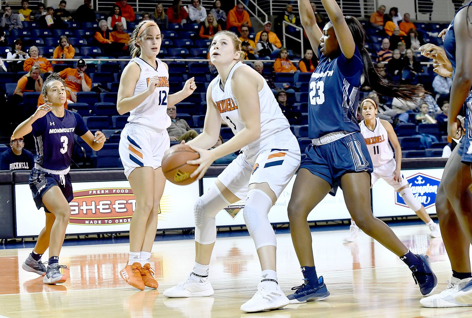 Patriot League roundup: Bucknell's Tessa Brugler; another Lehigh nail-biter; and more news and notes