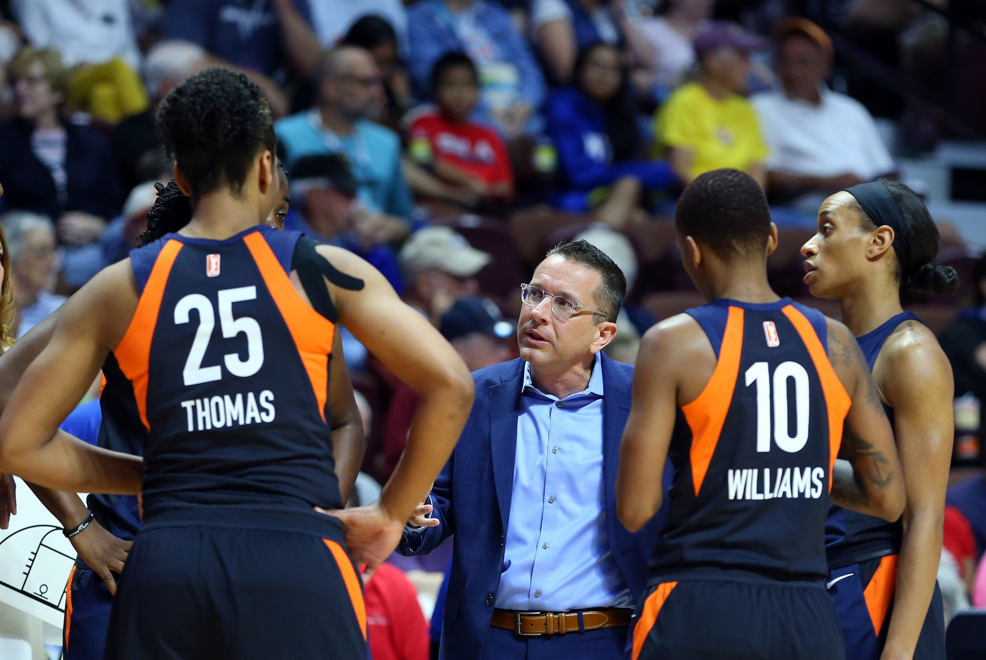 On the Road Again: Previewing the Connecticut Sun's first extended road trip