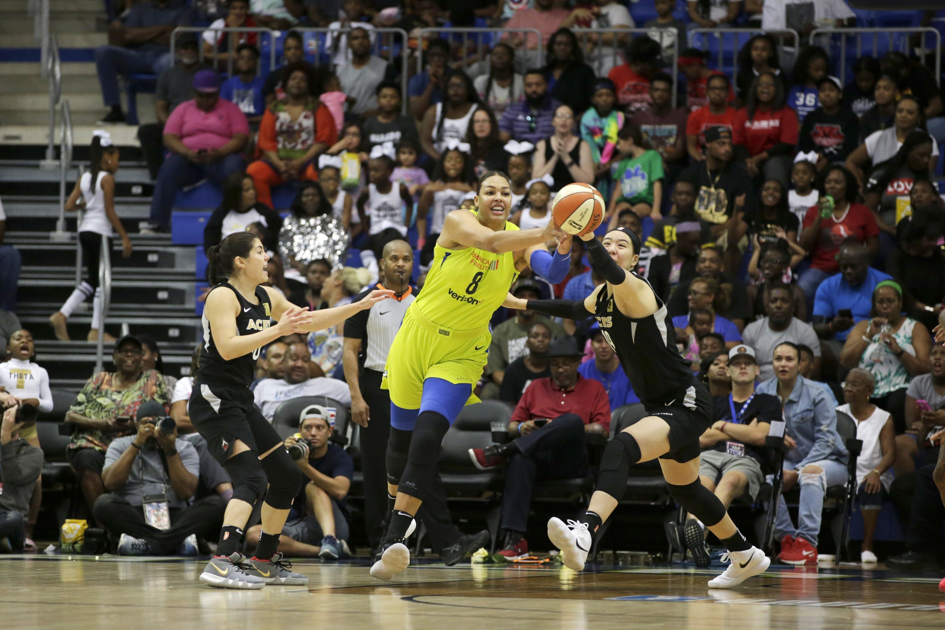 WNBA How Las Vegas Decision To Forfeit May Have Changed