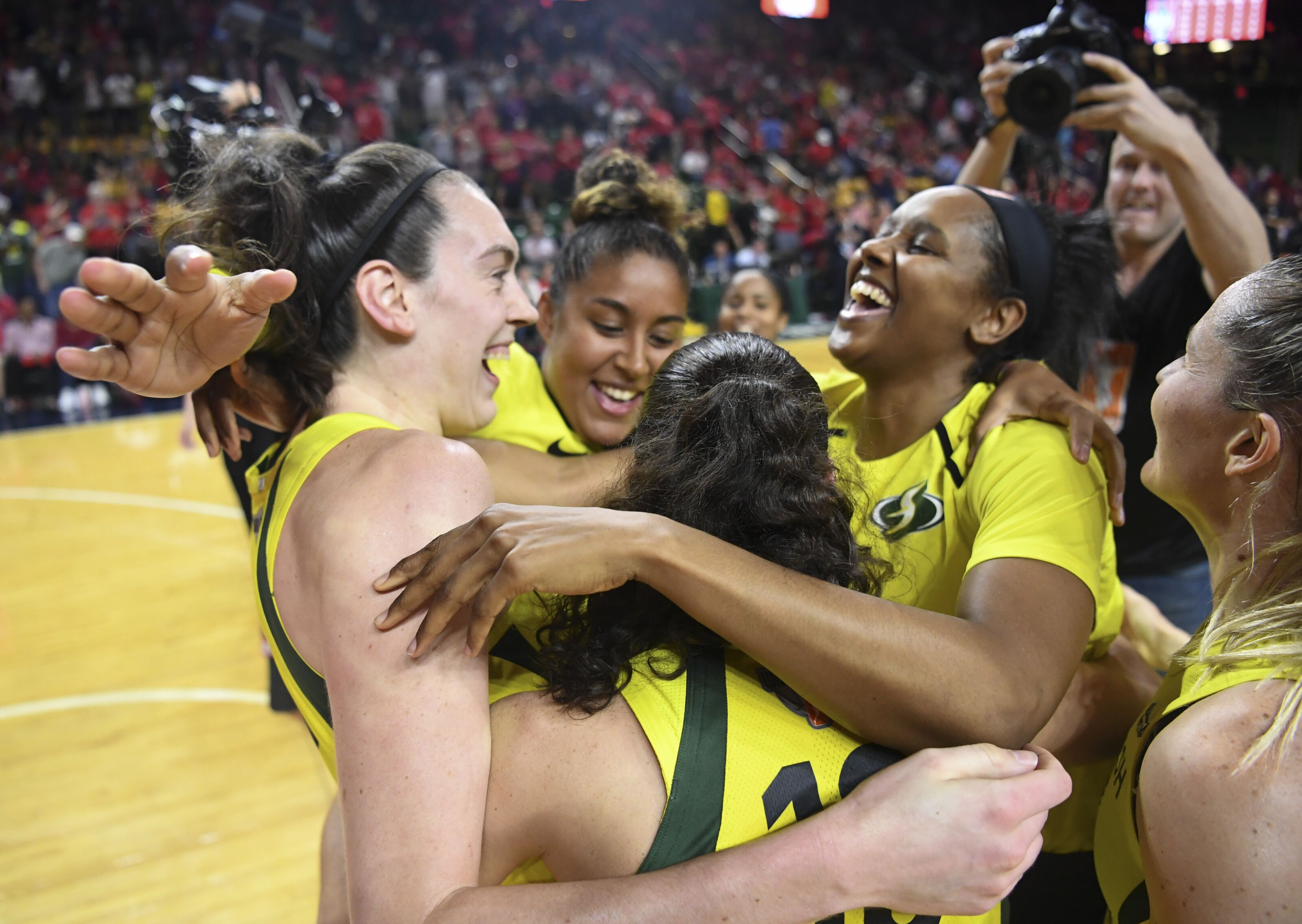 Noelle Quinn Transitions to Seattle Storm Assistant Coach