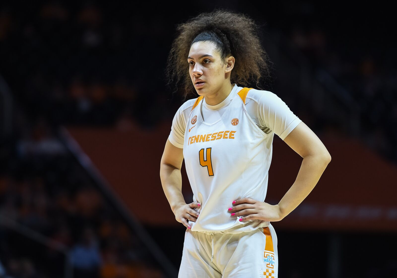 Former Tennessee Lady Vol Mimi Collins transfers to Maryland