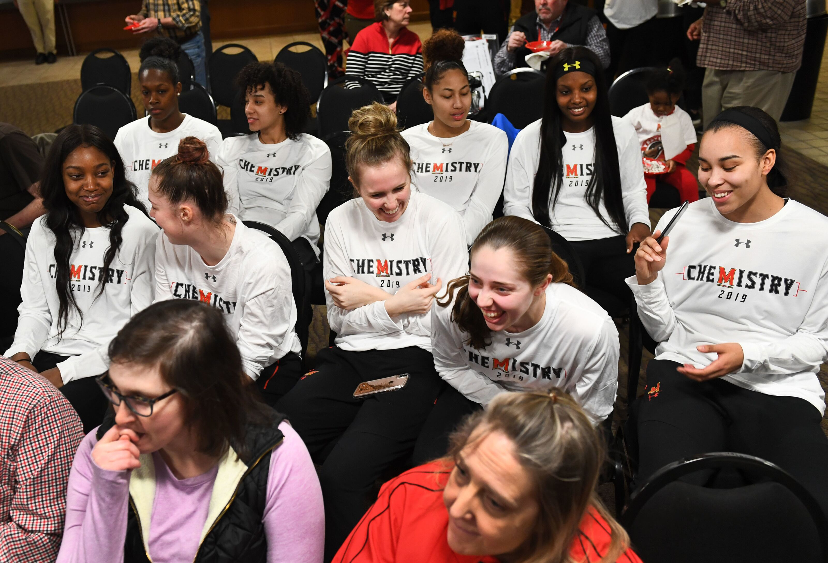 Maryland adjusts and adapts on Selection Monday
