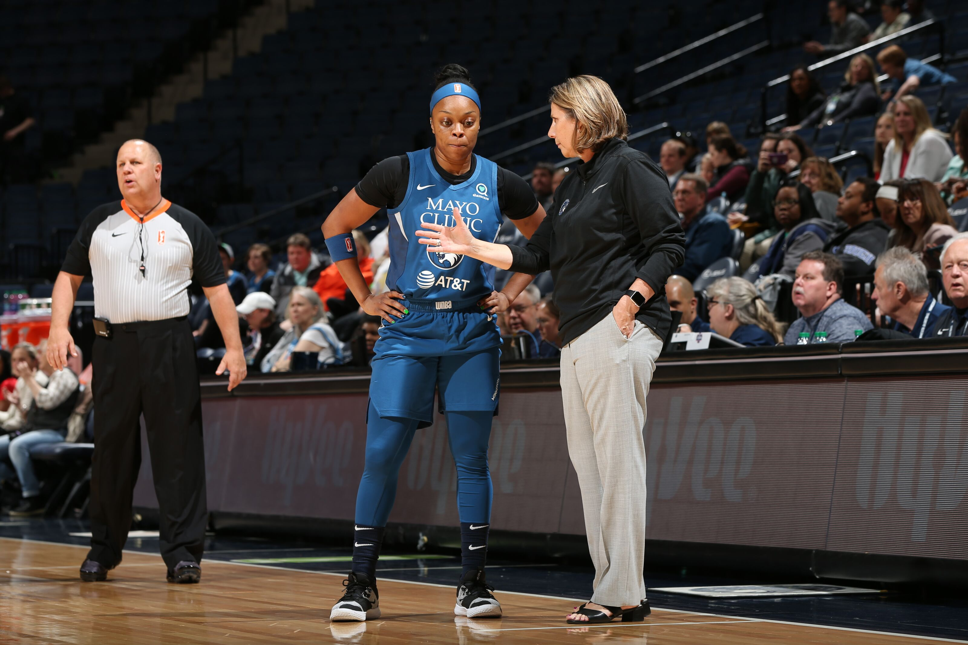 What waiving Taylor Emery means for the Lynx's roster