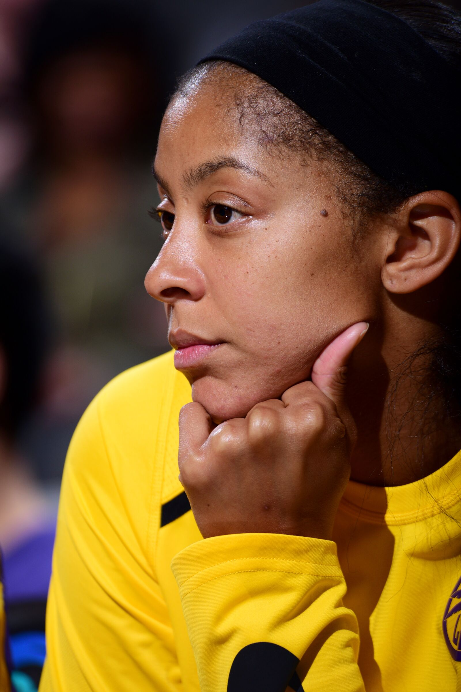 Los Angeles Sparks to be without Candace Parker for 3-5 weeks