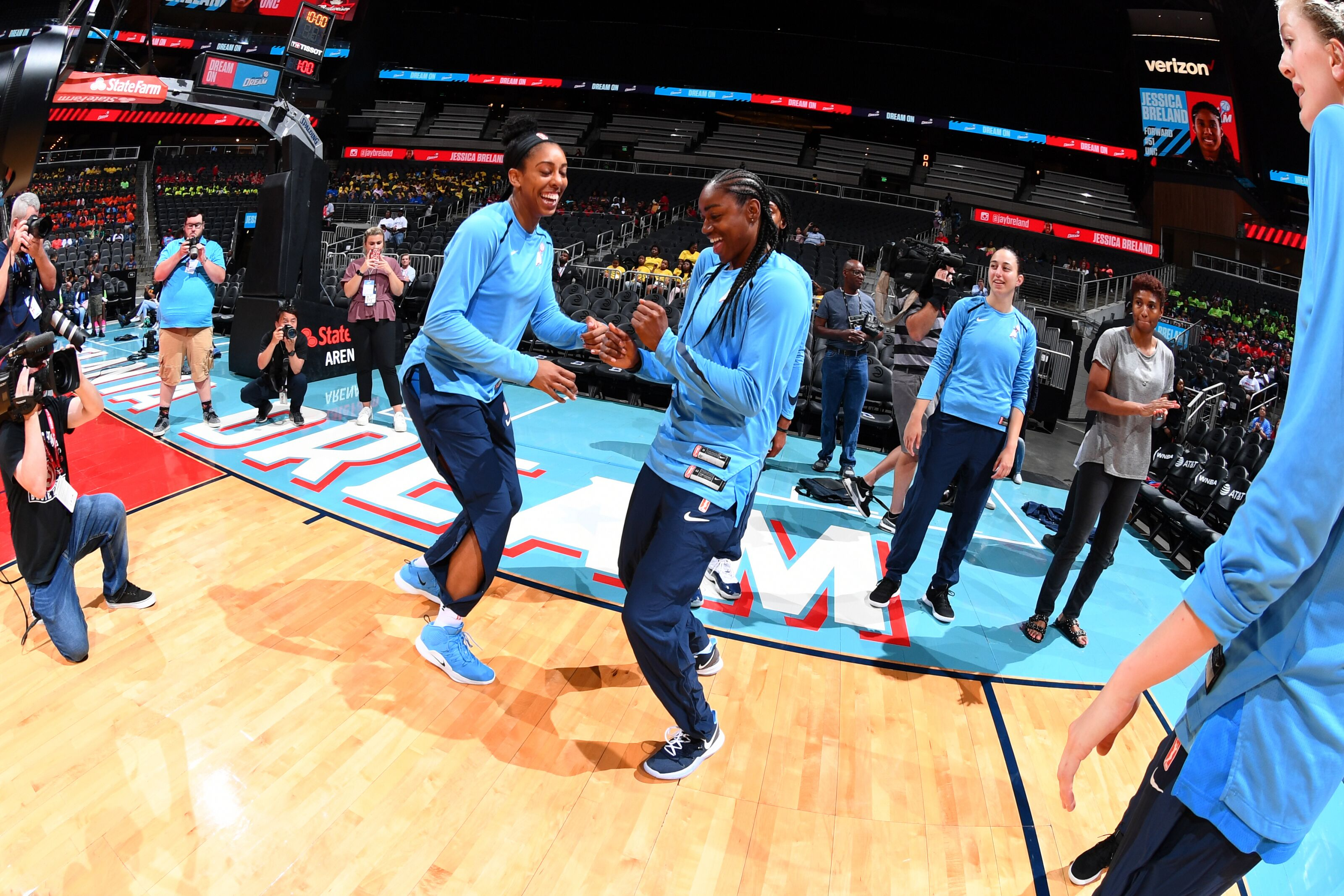 WNBA Daily Fantasy preview – June 21, 2019