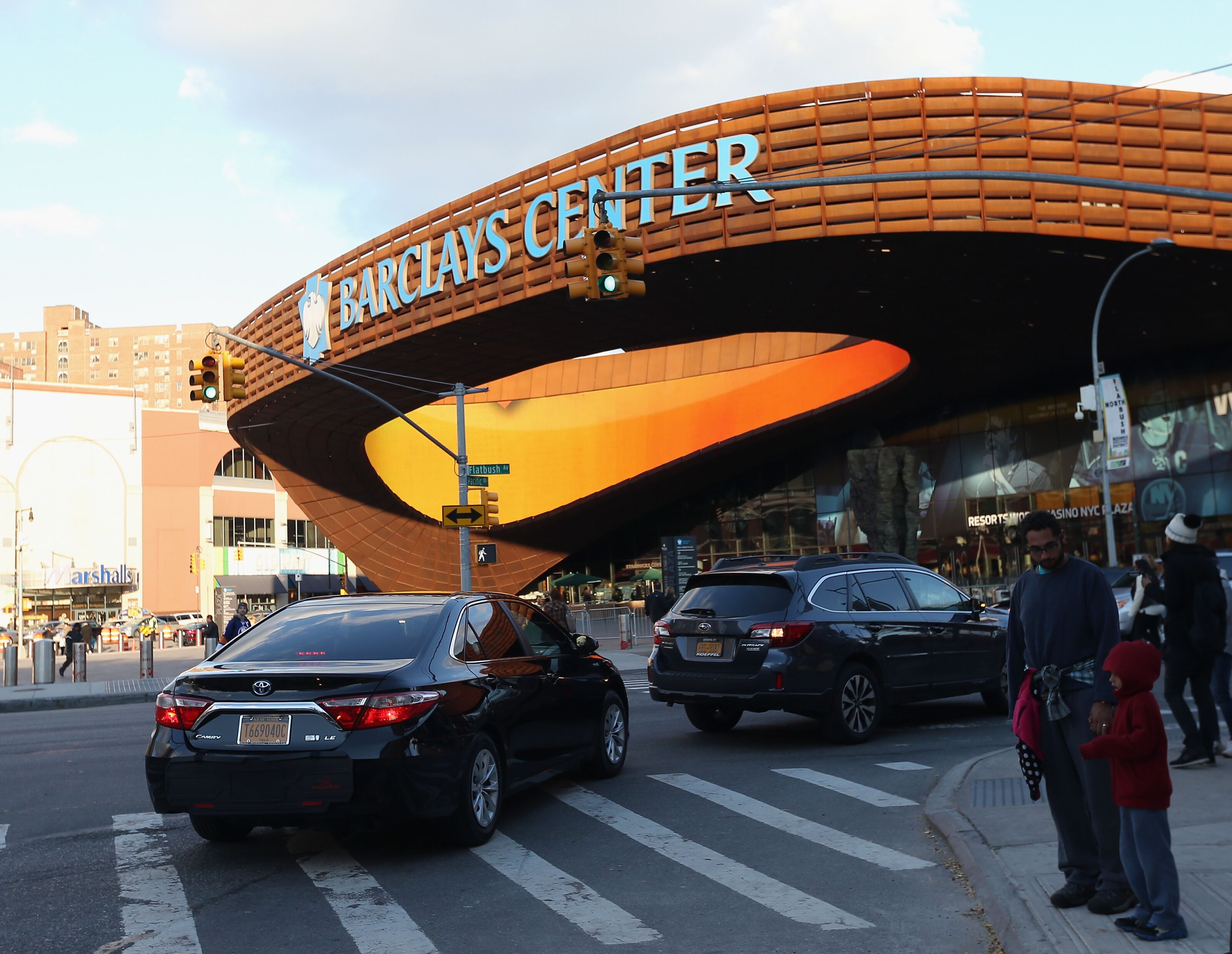 New York Liberty post Barclays Center games to Facebook
