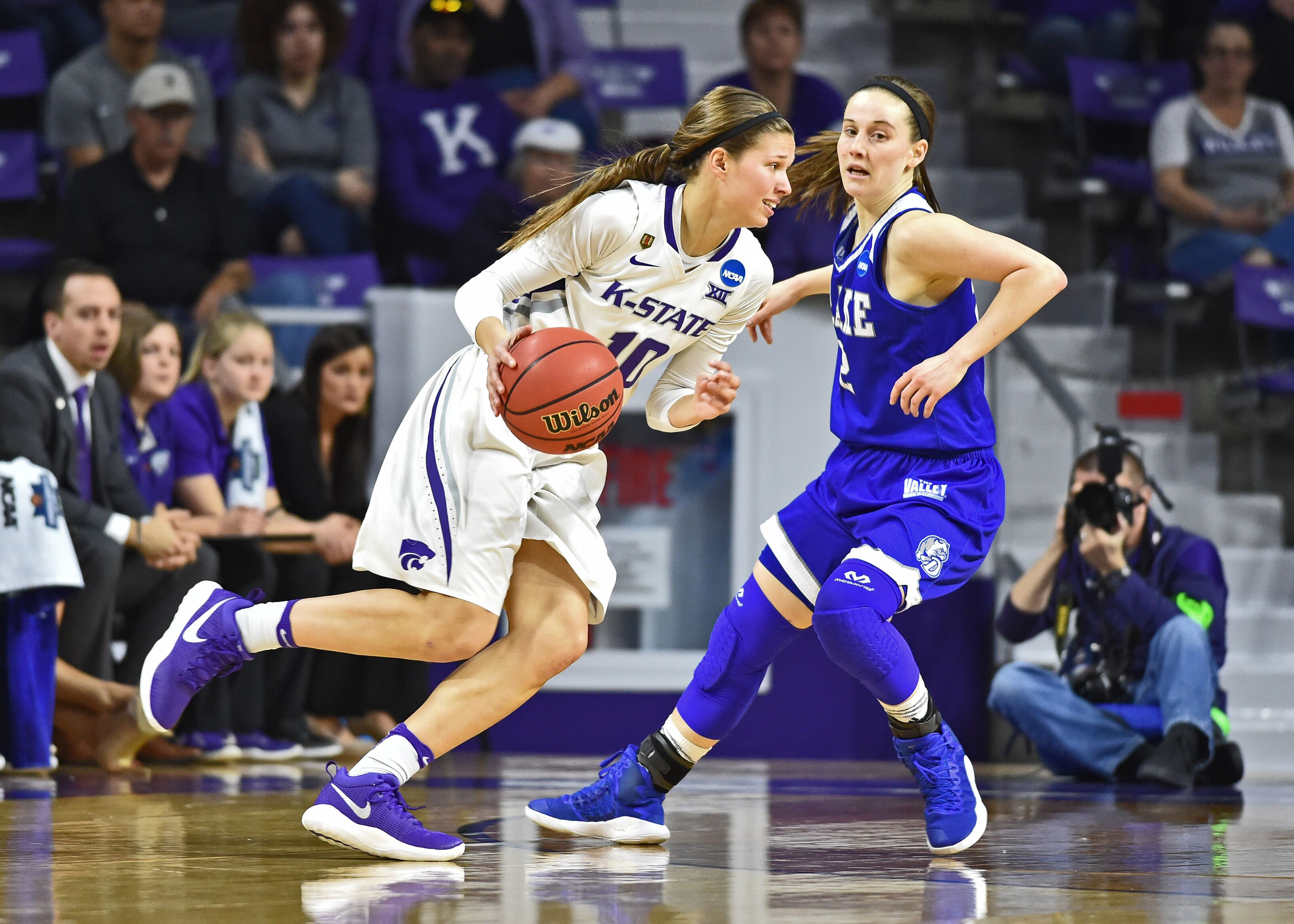 This Week In the Big 12: Kayla Goth, Most Valuable Point Guard