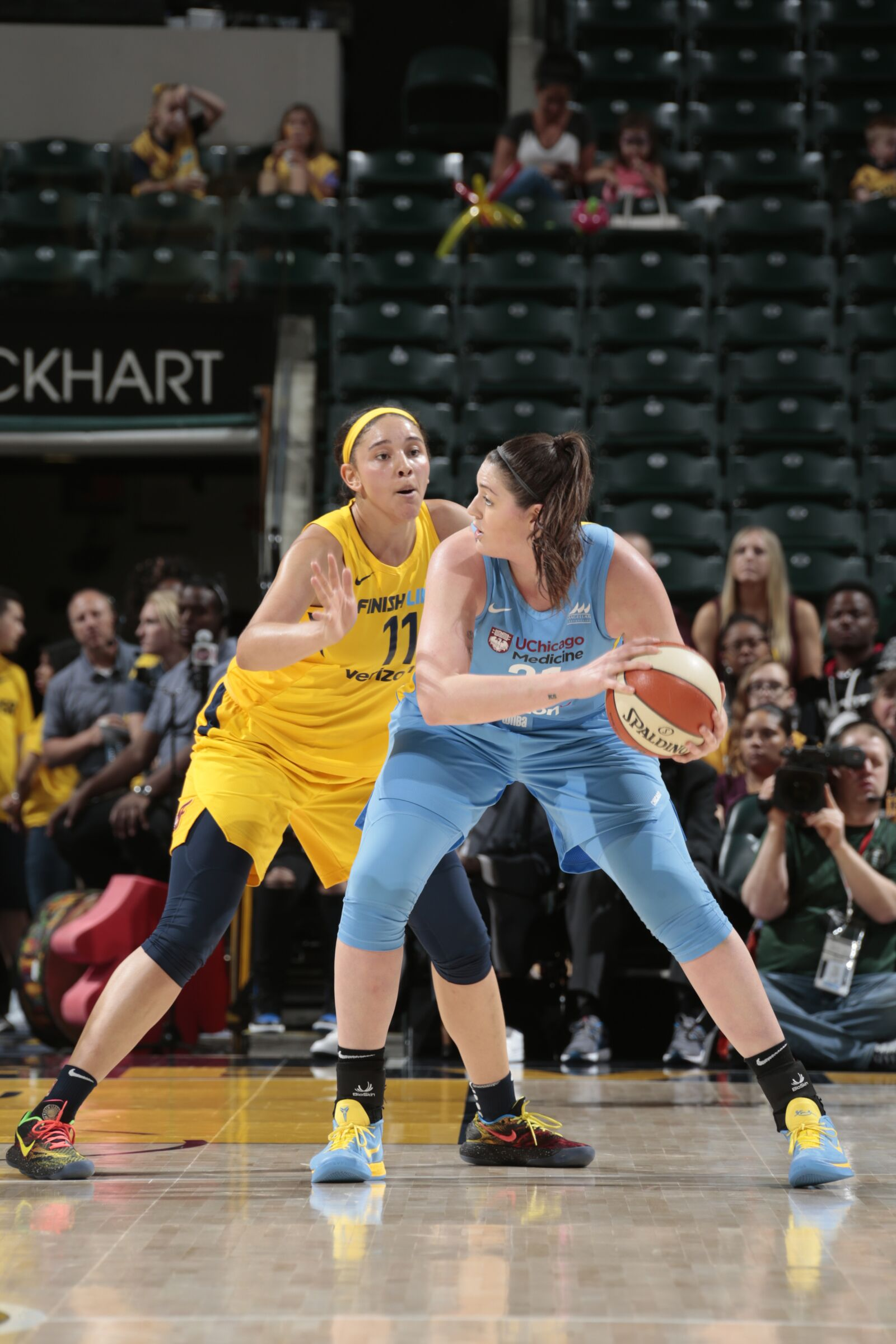 Chicago Sky head into All-Star break in control of their own playoff destiny