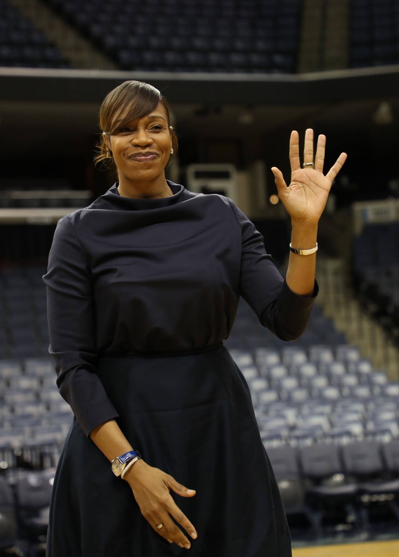 Women S Basketball News Tina Thompson Named Virginia S