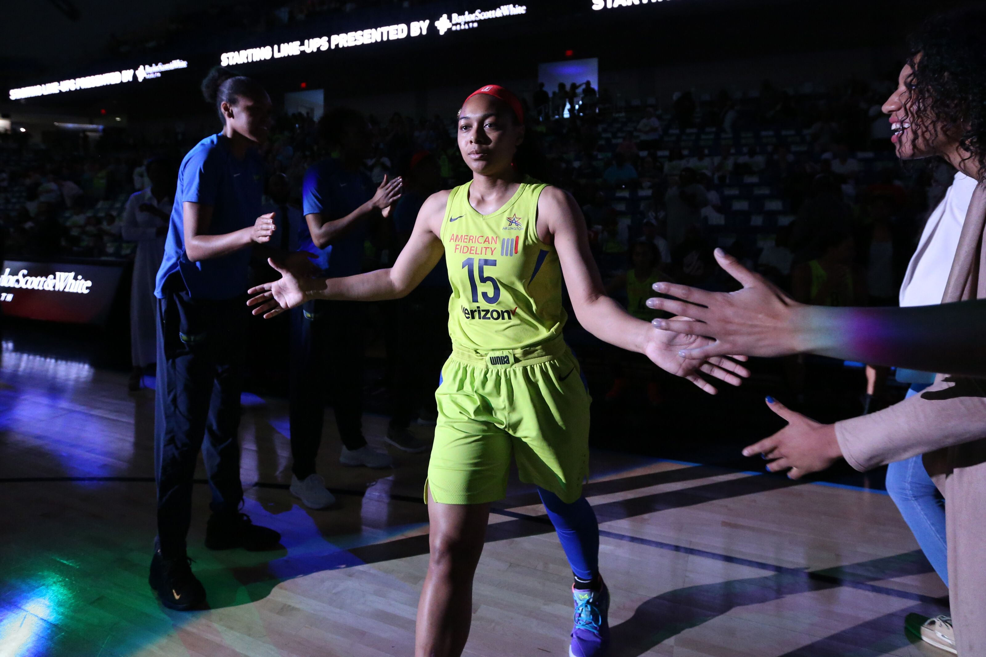 drop off: may wnba schedule analysis, games of the month