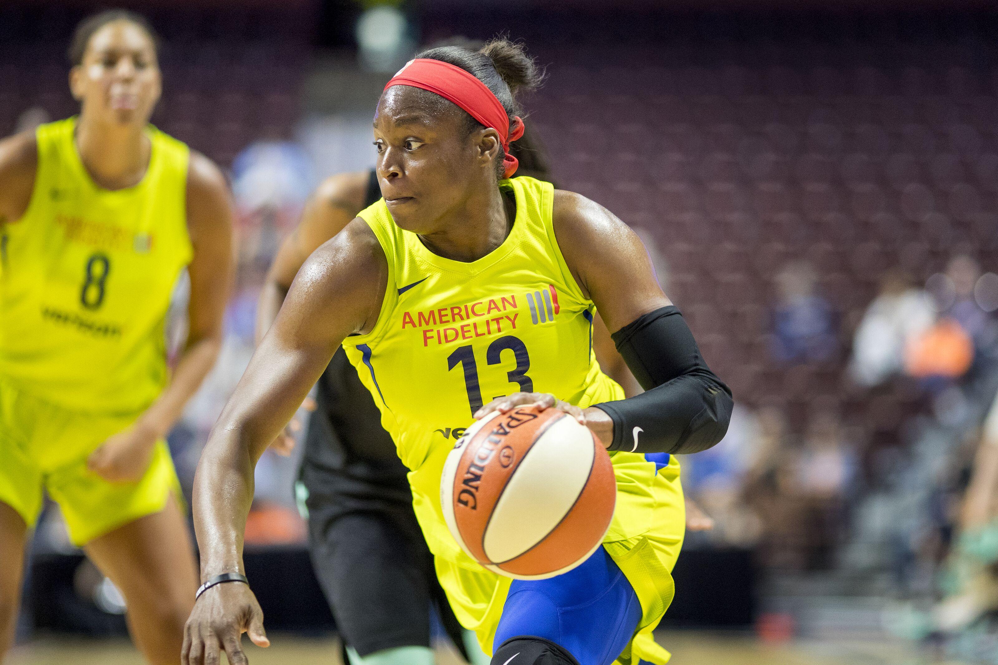 WNBA news: Karima Christmas-Kelly to miss rest of 2018 season