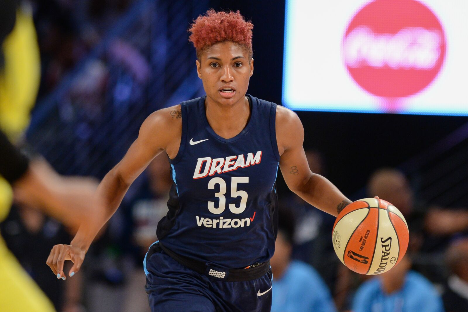 WNBA news: Dream's Angel McCoughtry taking her recovery 'day