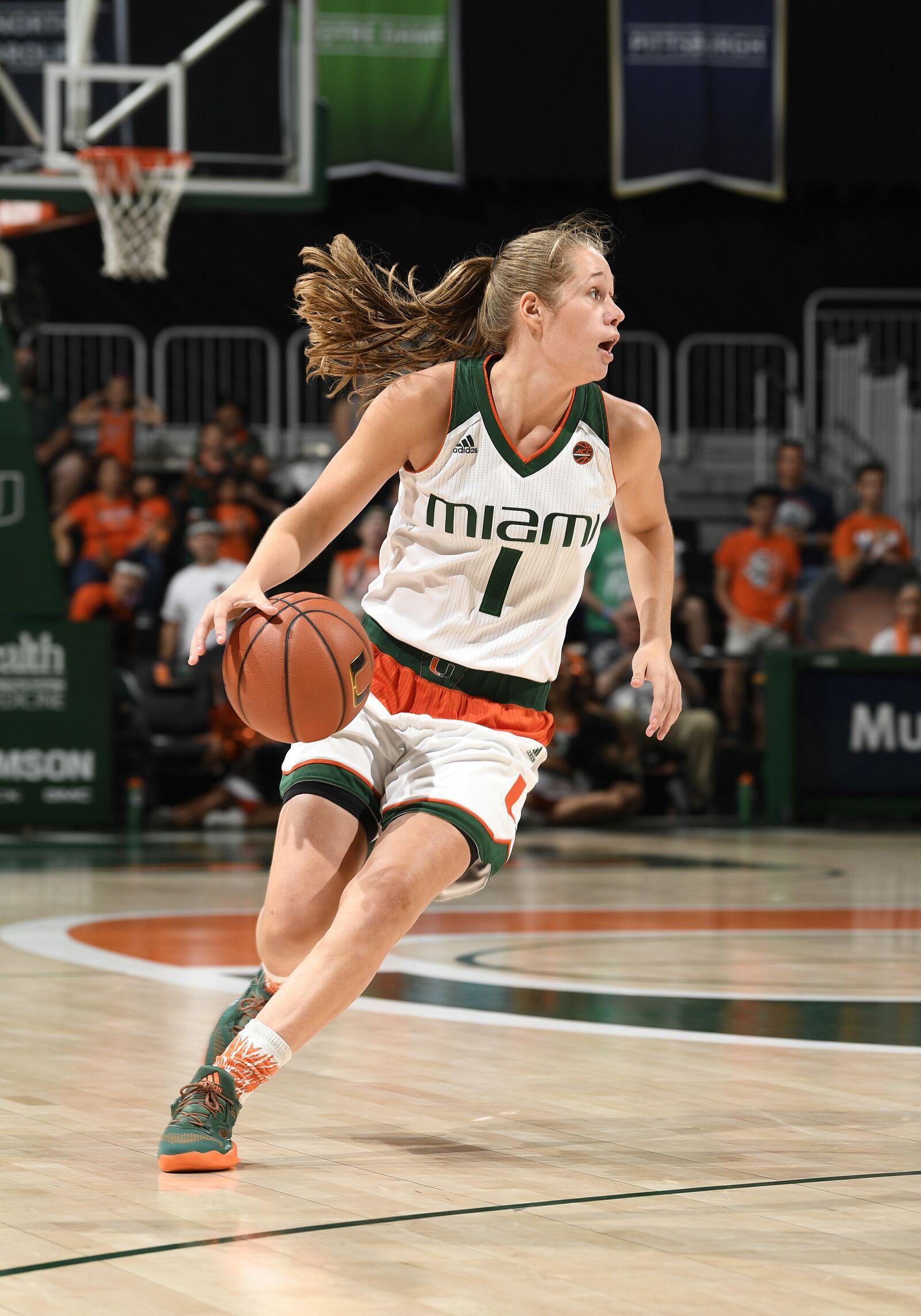 WNBA Draft: Miami's Cornelius foregoes final year of eligibility to pursue pro career