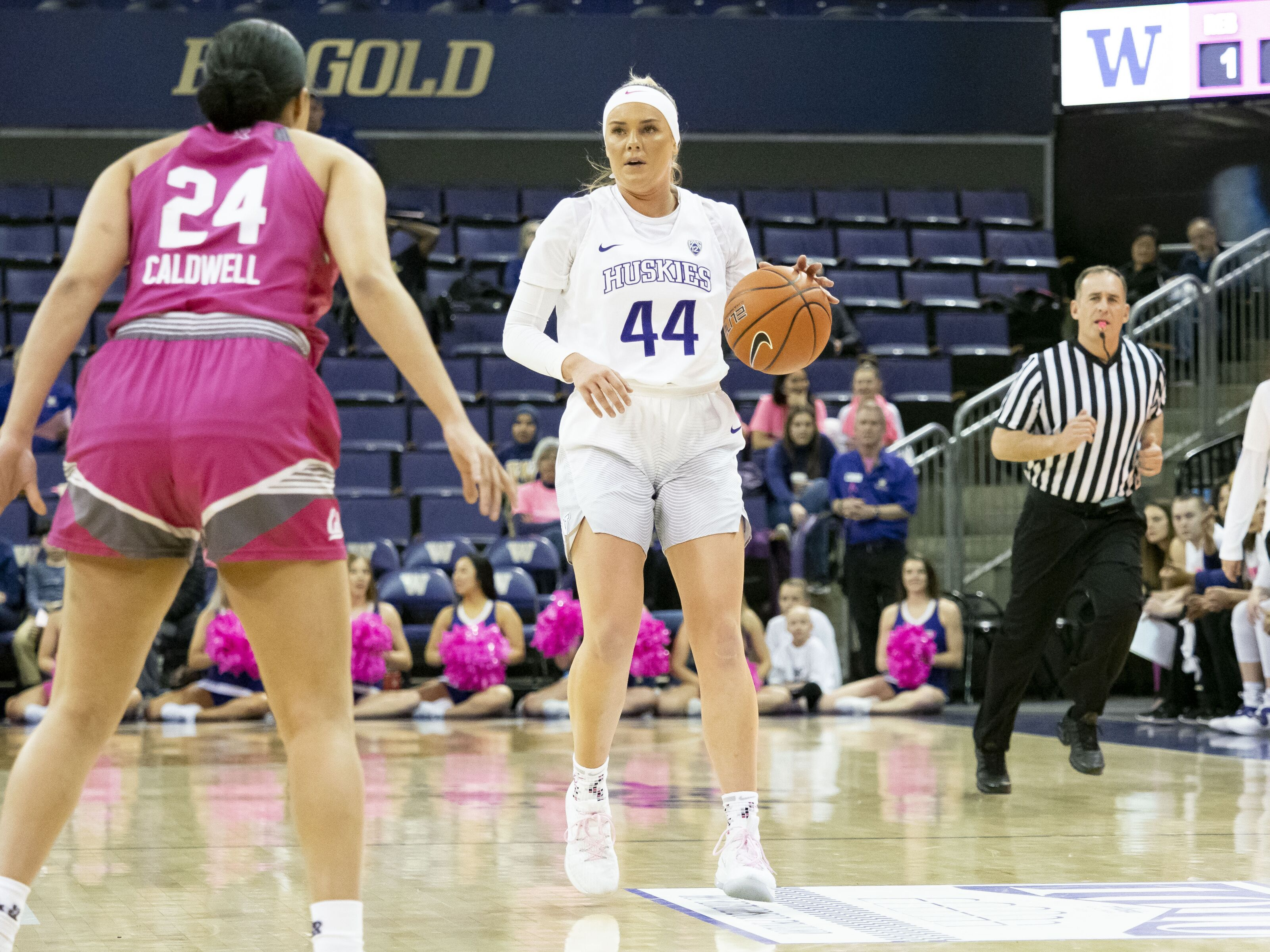 Pac 12 Women S Basketball Conference Tournament Day 1 Notebook
