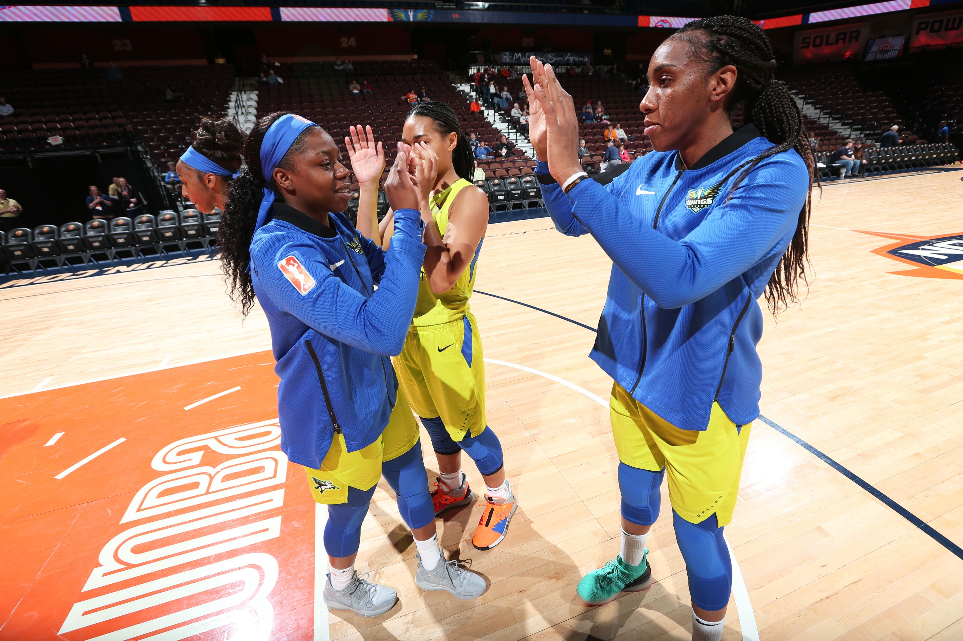 Things have changed for the Dallas Wings, and Brian Agler is ready for the challenge