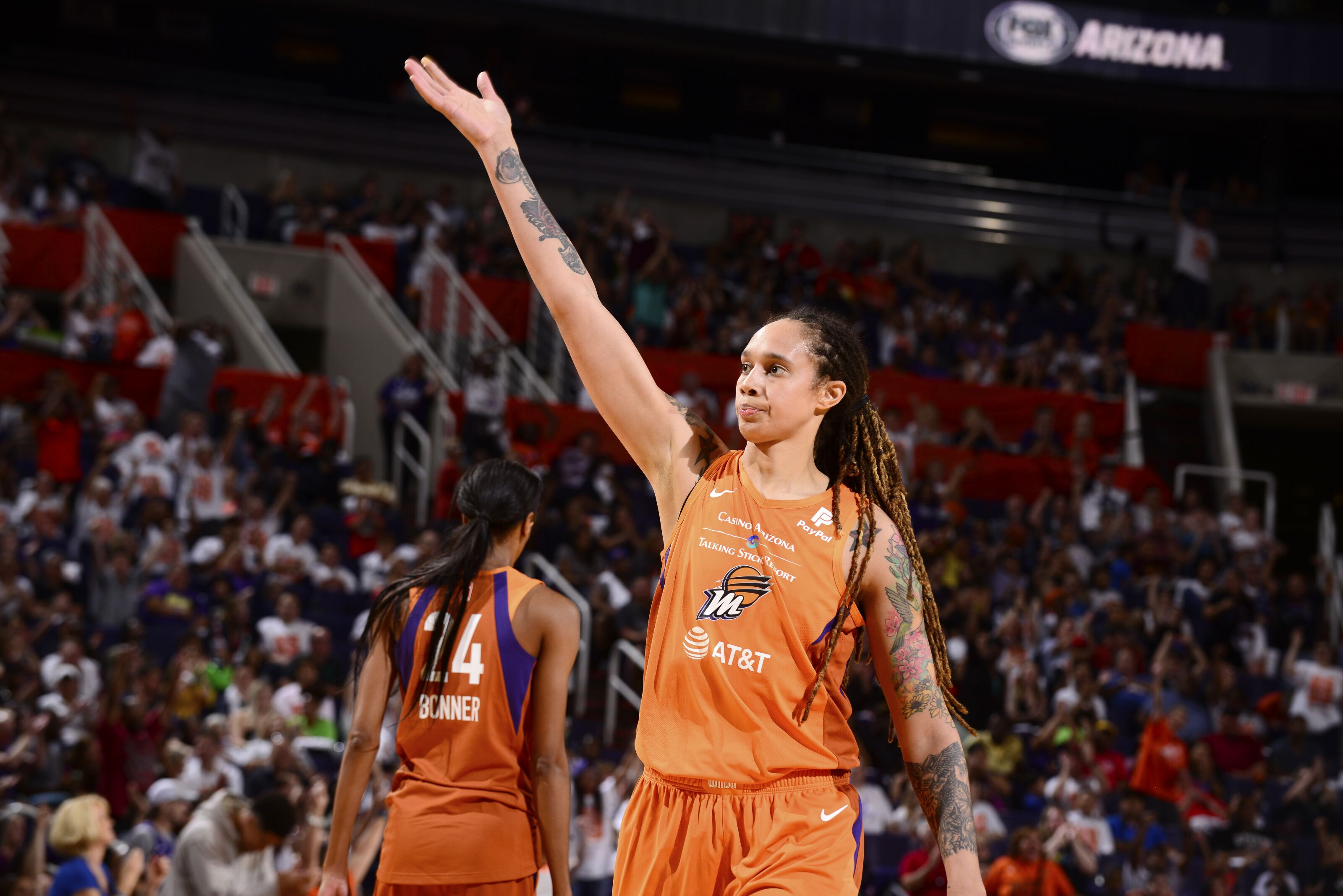 'Better team' won: L.A. Sparks defeat Phoenix Mercury on Pride Night