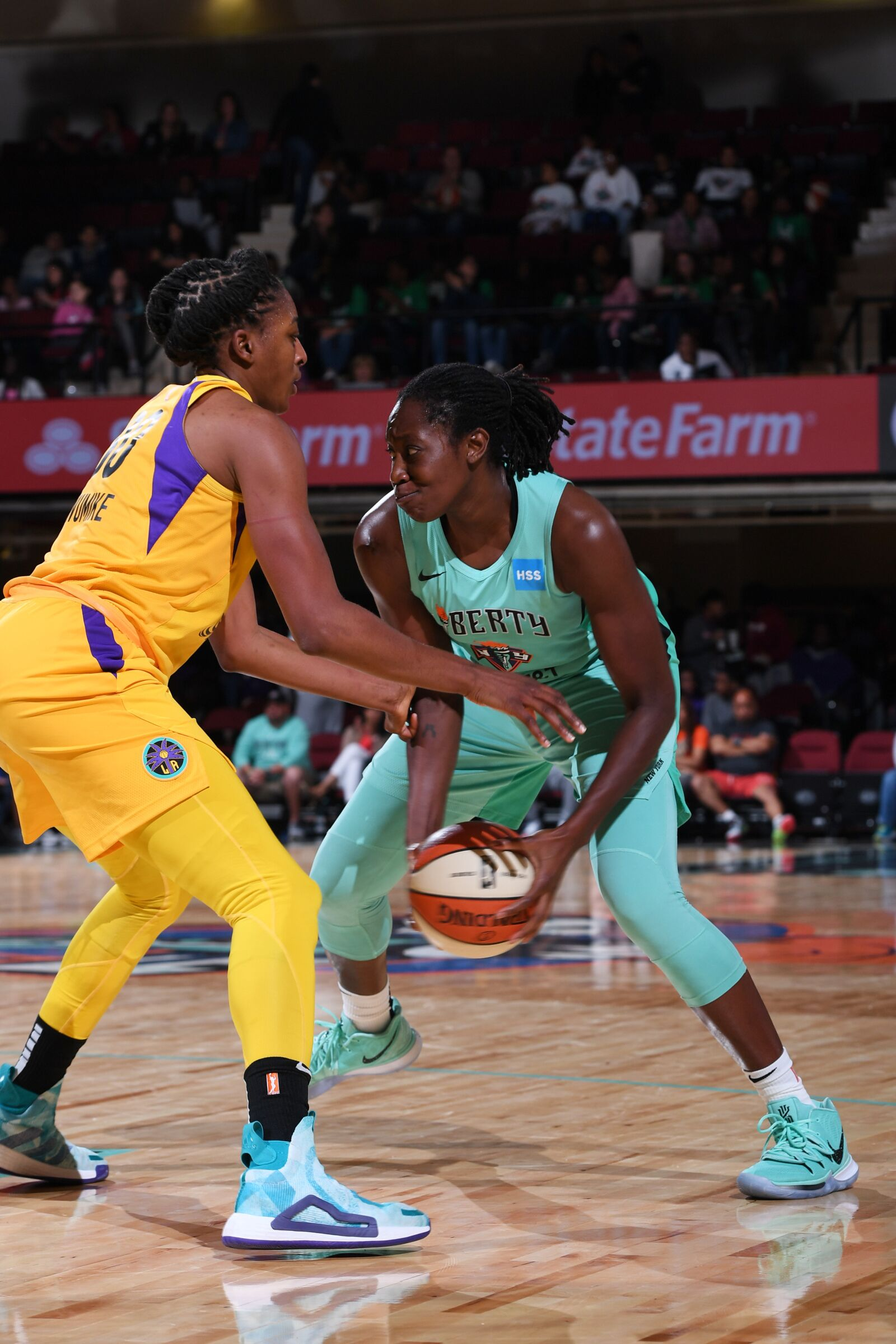 WNBA news: Takeaways: Tina Charles sets New York Liberty