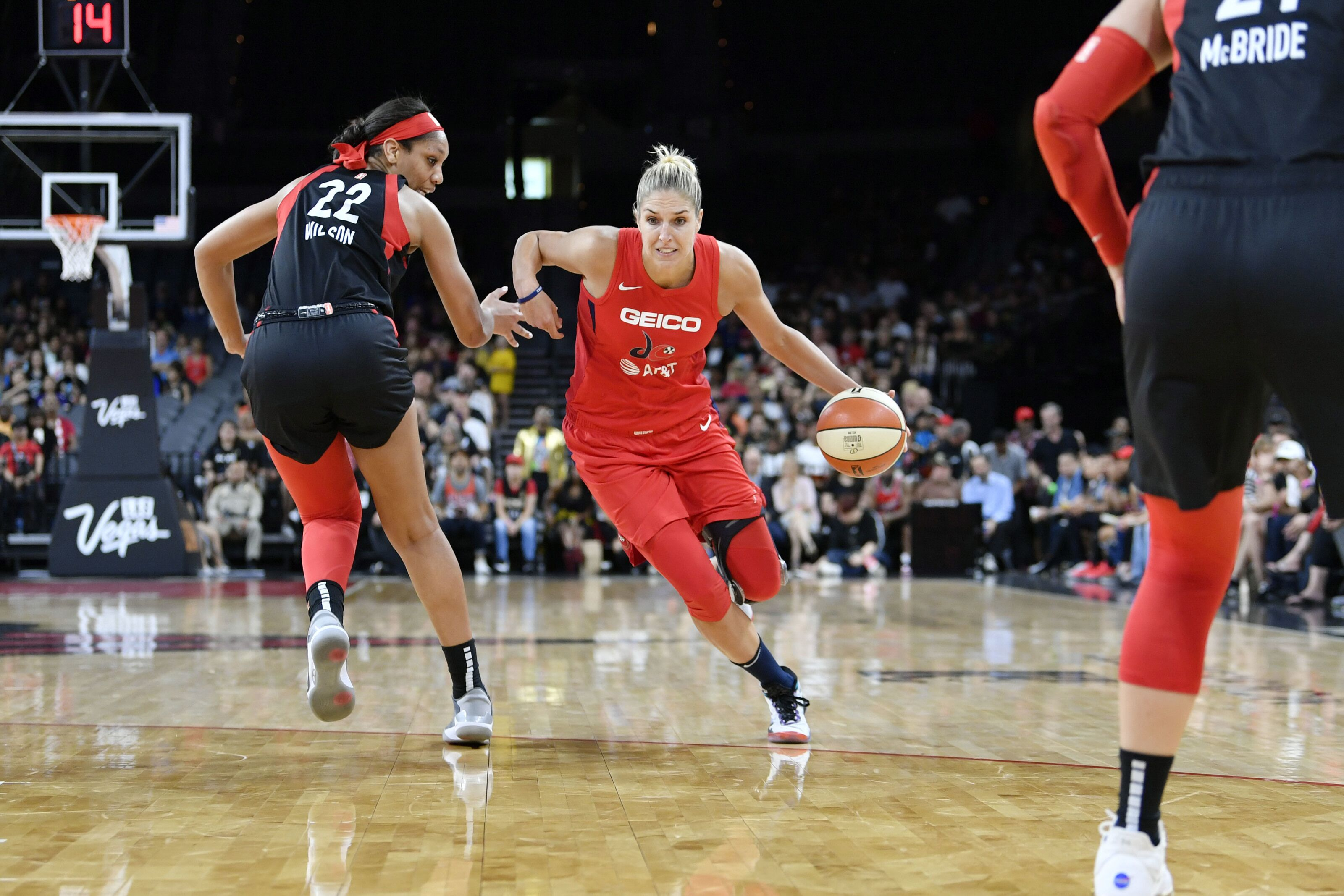 Podcast: Mystics/Aces with Sam Gordon