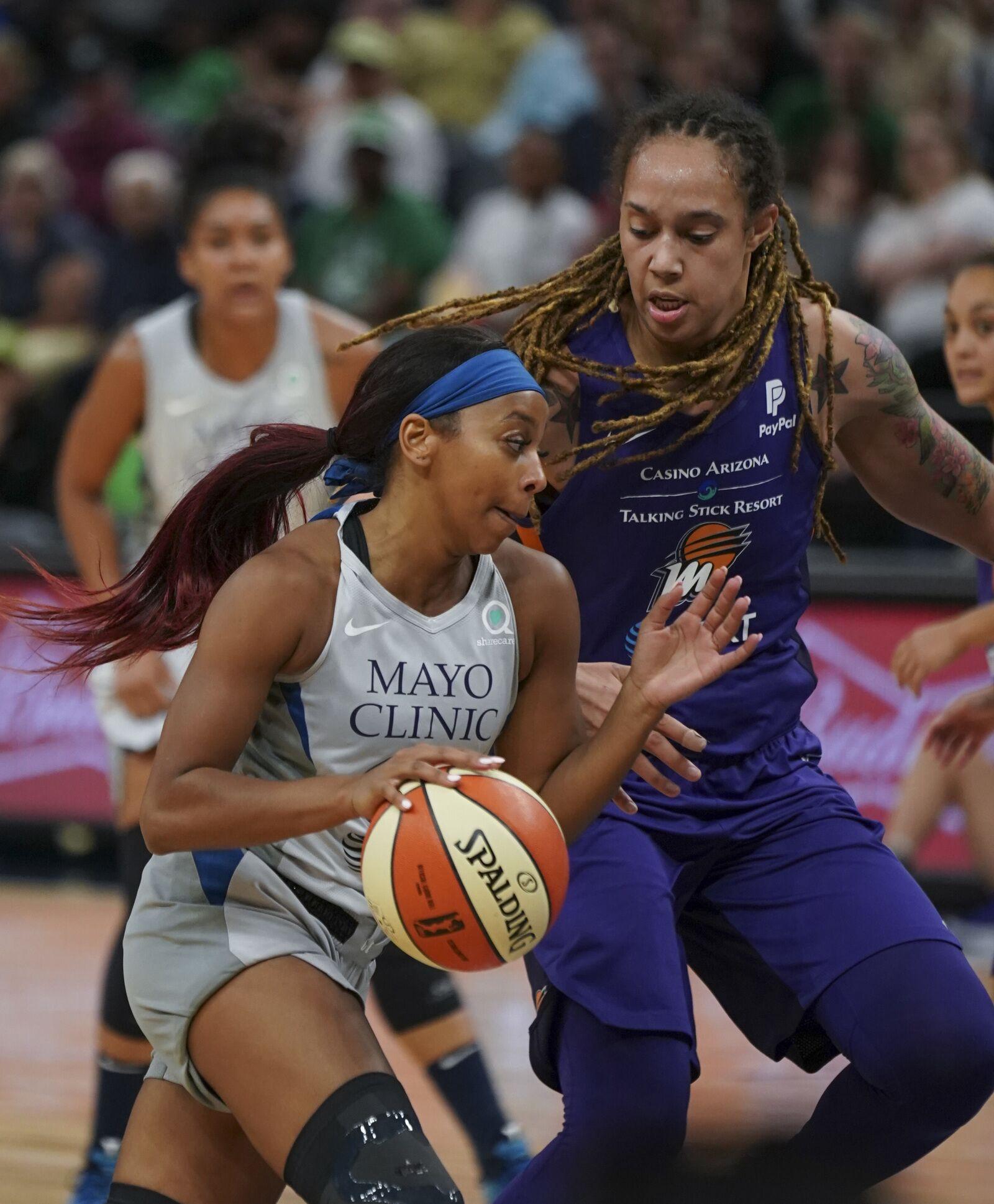 WNBA news: Takeaways from Lynx win over Mercury