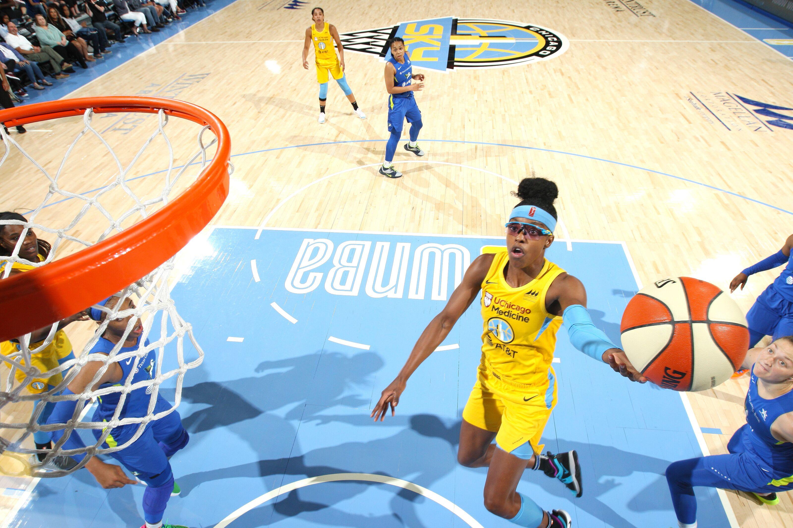 12 Things: 2019 WNBA All-Star picks: starters, reserves