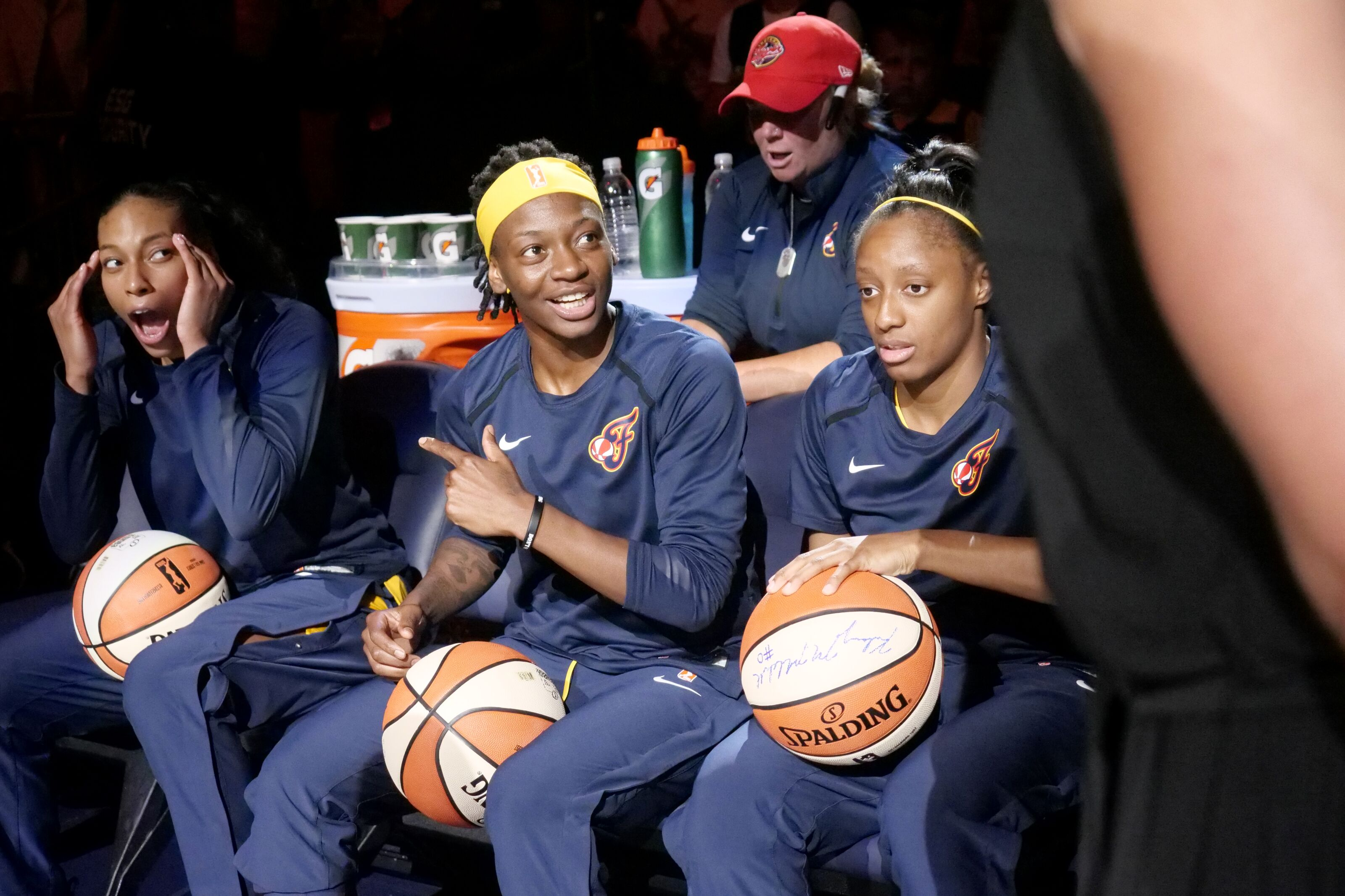 Podcast: Indiana Fever midseason check-in with Keith Geswein