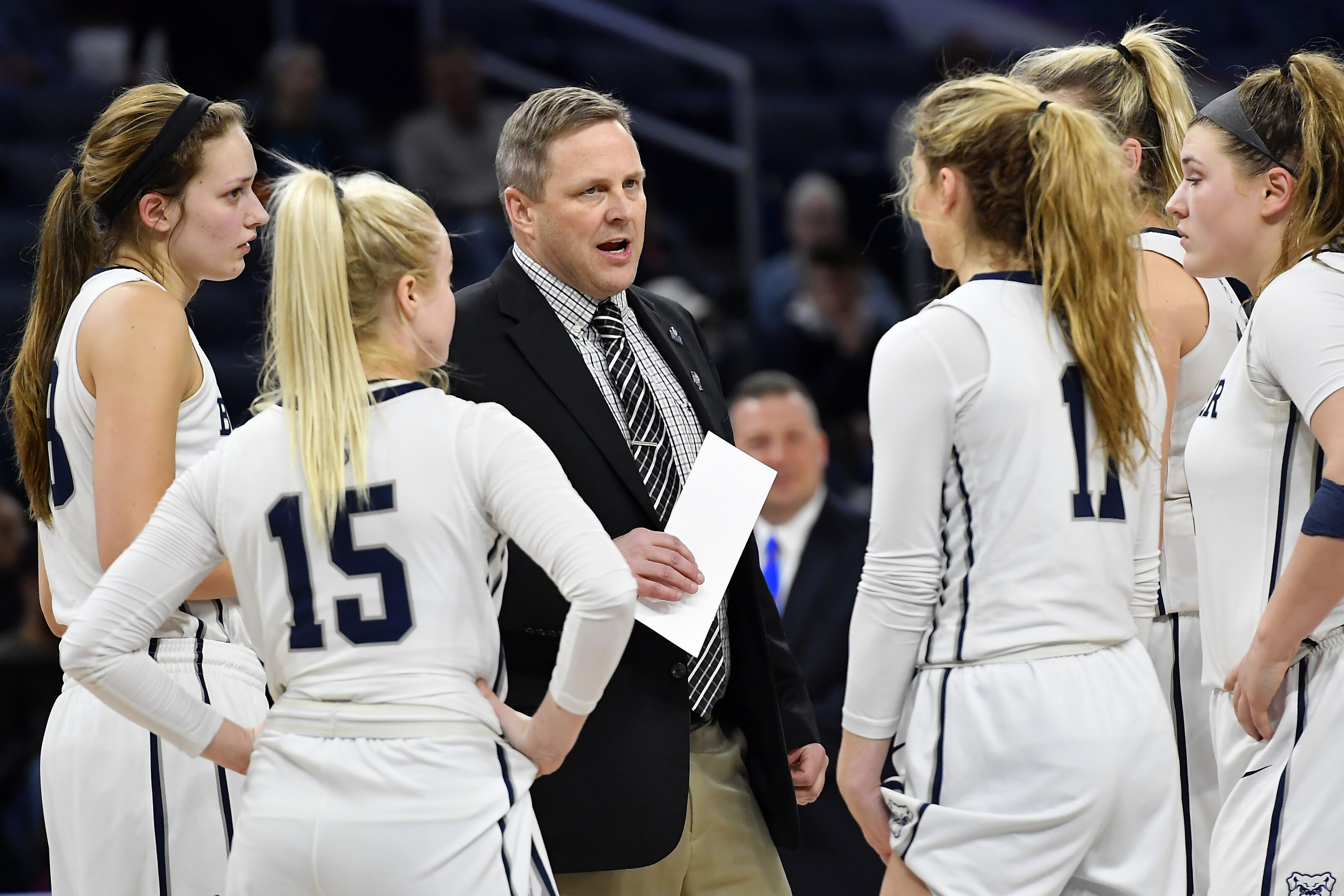 Butler extends contract of head coach Kurt Godlevske
